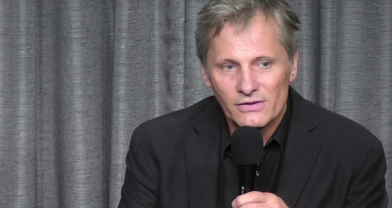 SAG-AFTRA Conversation with Viggo Mortensen