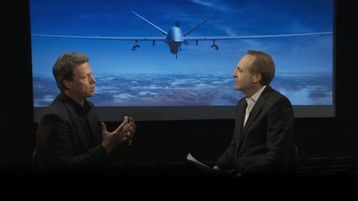 PBS Newshour: Eye in the Sky puts drones in the spotlight