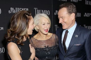 NYC Special Screening of TRUMBO