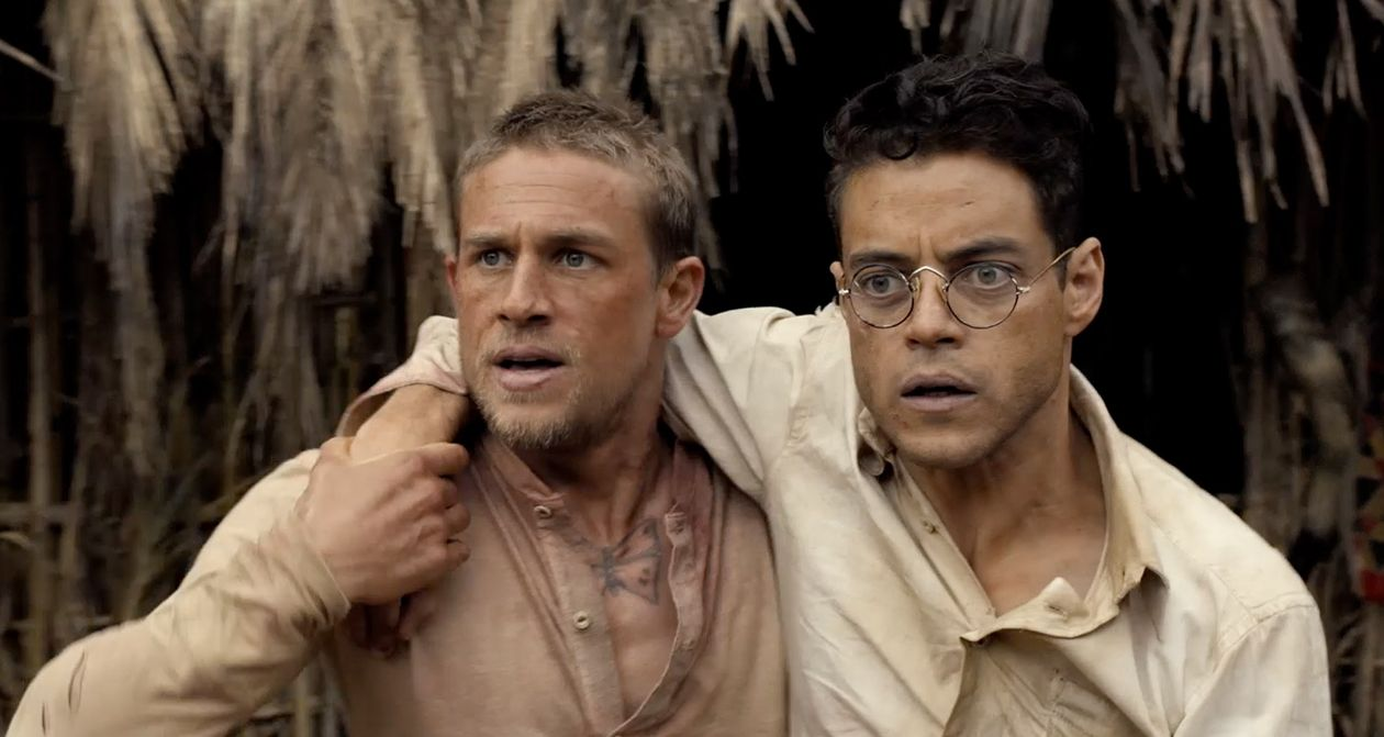 <em>Papillon</em> Official Trailer