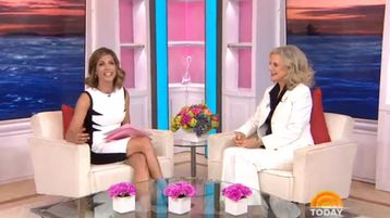 Blythe Danner On Today
