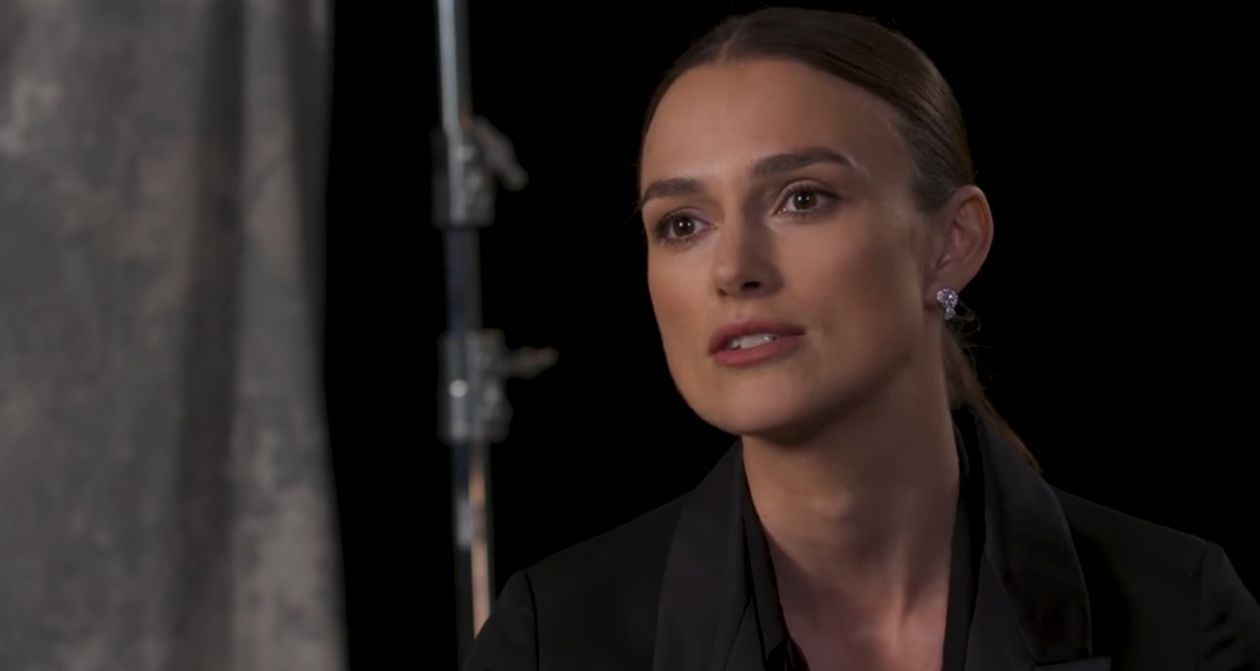 Keira Knightley on the timeliness of Colette