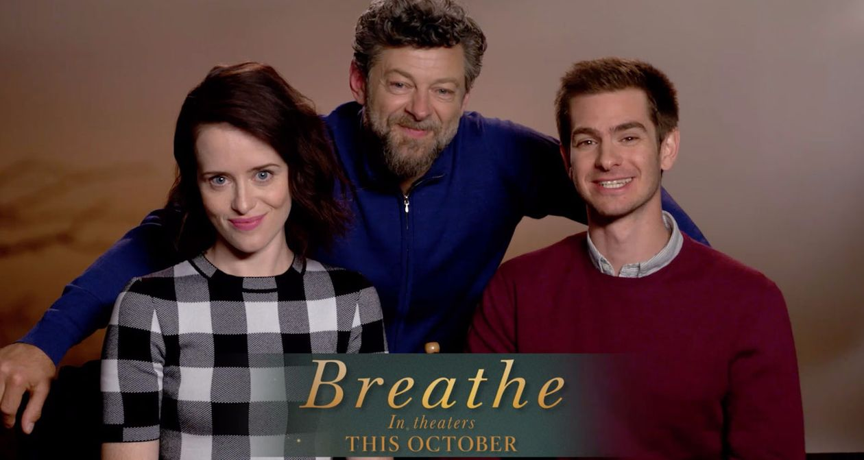 Breathe: Official Second Trailer