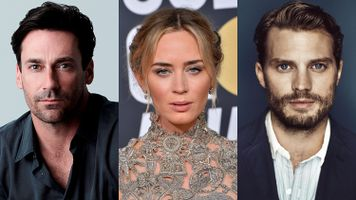 Emily Blunt, Jamie Dornan, Jon Hamm, Dearbhla Molloy and Christopher Walken to star in John Patrick Shanley's Wild Mountain Thyme